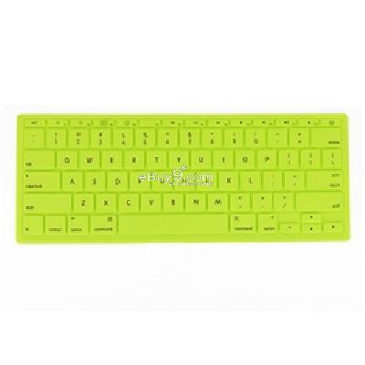 ultra-thin thermoplasitc keyboard cover protector with letters for 11.6 inch macbook air sp033g-As picture